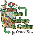 Compost your food!