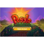 iPhone Peggle