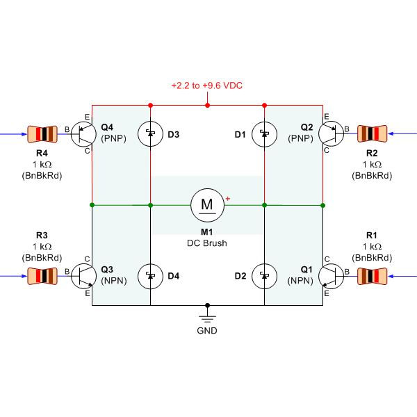 simple dc brushless motor driver control  regulator
