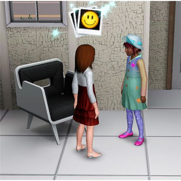 The Sims 3 imaginary friend turned real memory