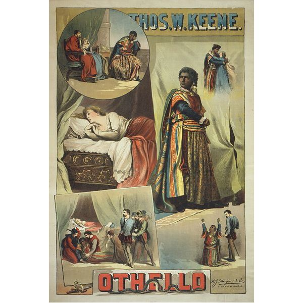 othello iagos large appetite for revenge Iago has a large appetite for revenge in his perspective, he believes that it is he  who should be in charge, not othello the moor this creates an anger in iago,.
