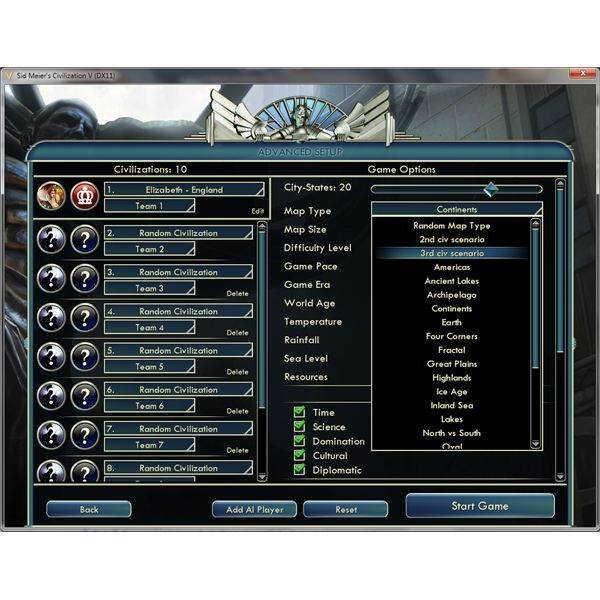 Civilization 5 Map Making Tutorial on dota 2 custom map, civilization 5 europe map, minecraft custom map, skyrim custom map, league of legends custom map, portal 2 custom map, sims 3 custom map,