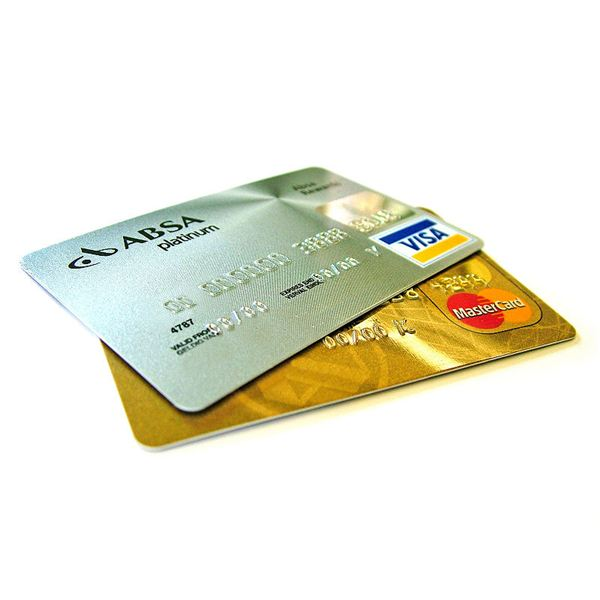 Credit Cards Wikimedia Commons