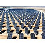 Nellis Solar Power Plant in the United States