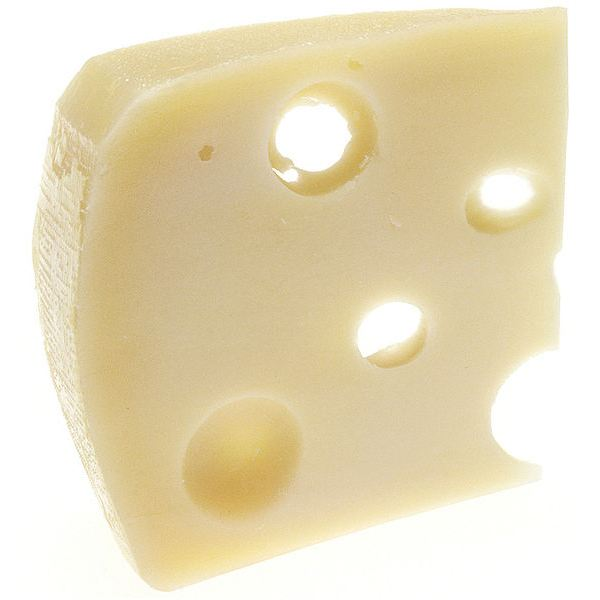 Swiss Cheese Nutrition Facts