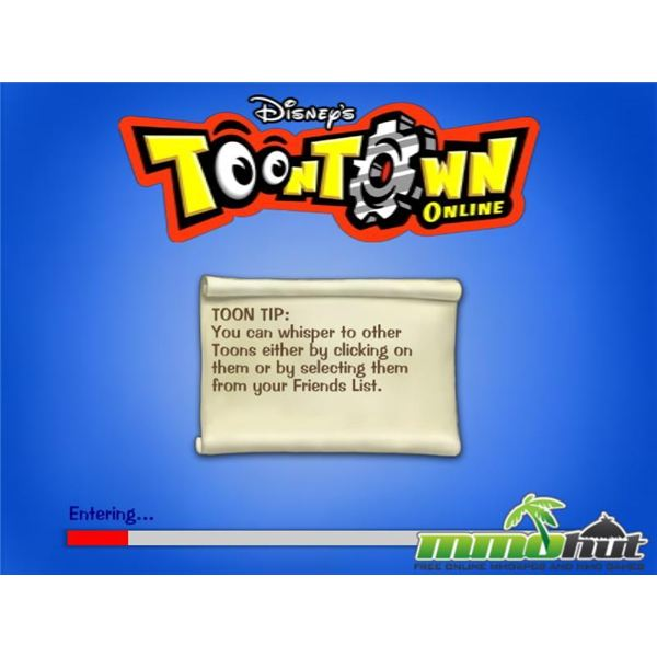Toontown Online: Free MMOs for Kids