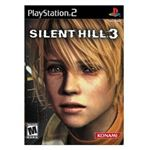 silent hill 3 game cover