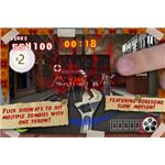 Zombie-Flick-iPhone game start instructions