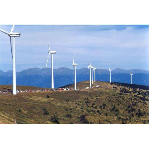 Investing In Wind Turbines - Top Stock Picks of Manufacturers