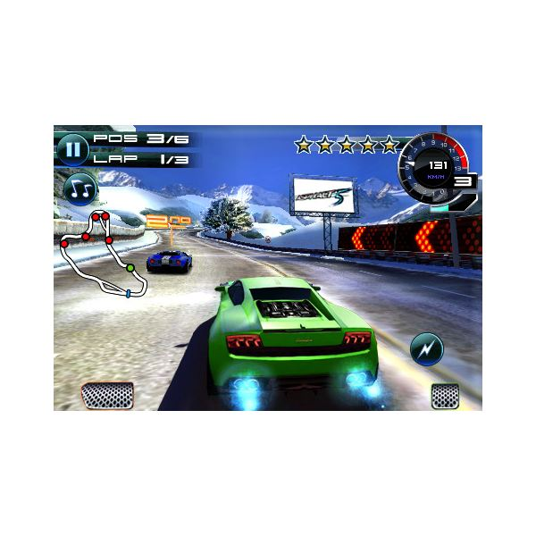 Asphalt 5 for iPhone Review