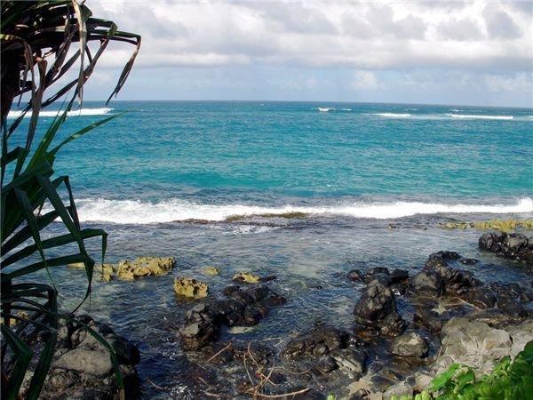 Paia Shoreline Beach