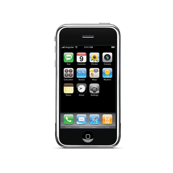 Apple Devices: iPhone, iPhone 3G and the iPhone 3GS