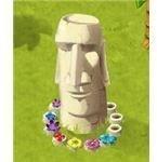 My Tribe on Facebook Moai Head