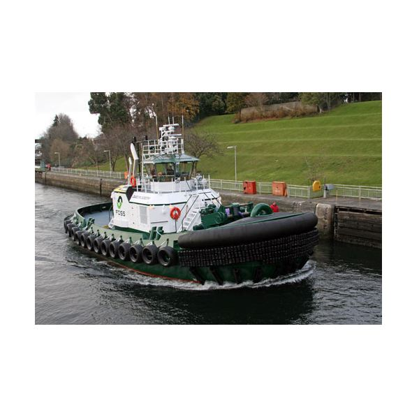 Carolyn Dorothy Hybrid Tugboat from Foss Shipyard Website