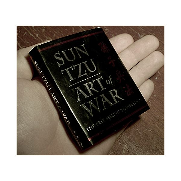"What Can we Learn About Entrepreneurship from Sun Tzu's ""The Art of War"""