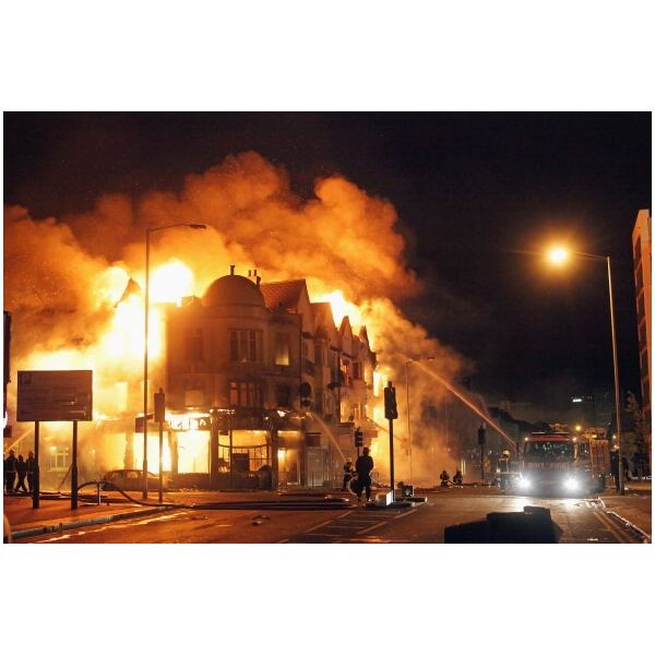 The London Riots
