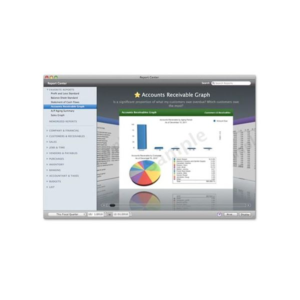 5 Top Mac Business Accounting Software Applications