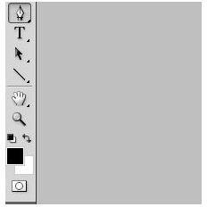 Pen Tool & Default Colors
