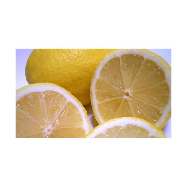 Lemons cleanse and deodorize