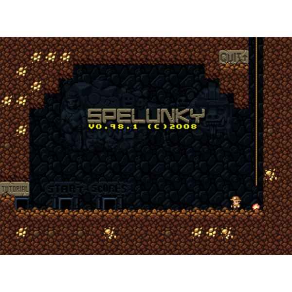 Spelunky - Indie Game Review