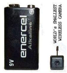 wireless micro camera