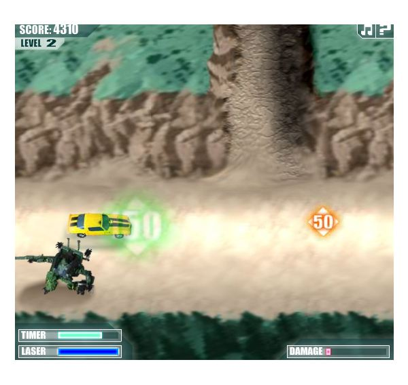 Transformers–AllSpark Highway Screenshot 2
