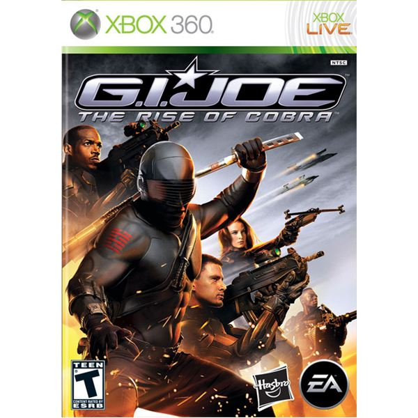 Your Free Xbox 360 Achievement Guide for GI Joe: The Rise of Cobra - Get 'Em While They're Hot!