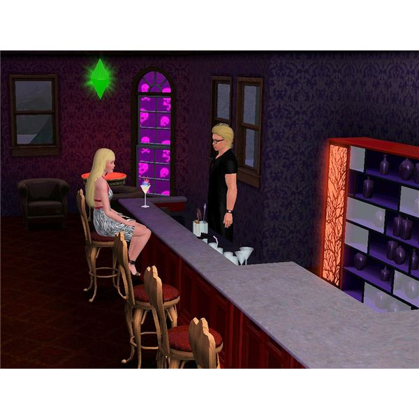 Building A Vip Area Sims