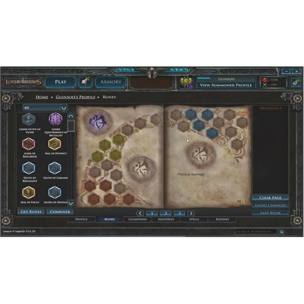 League of Legends Rune Guide - Introduction, Choosing and Combining
