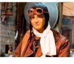 WWI aviator -- one icon of dieselpunk
