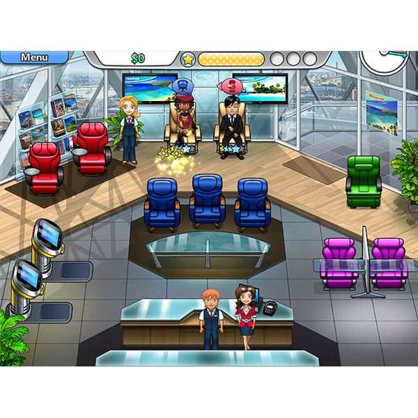 Jet Set Go Game screenshot