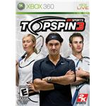 Top Spin 3 Boxshot - One of the best Xbox 360 Sports Games