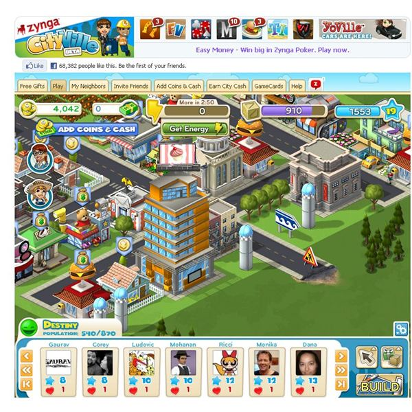 CityVille Walkthrough  Guide - Get CityVille Help