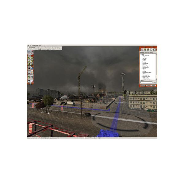 Step by step guide on how to make maps for world in conflict make a road first gumiabroncs Image collections
