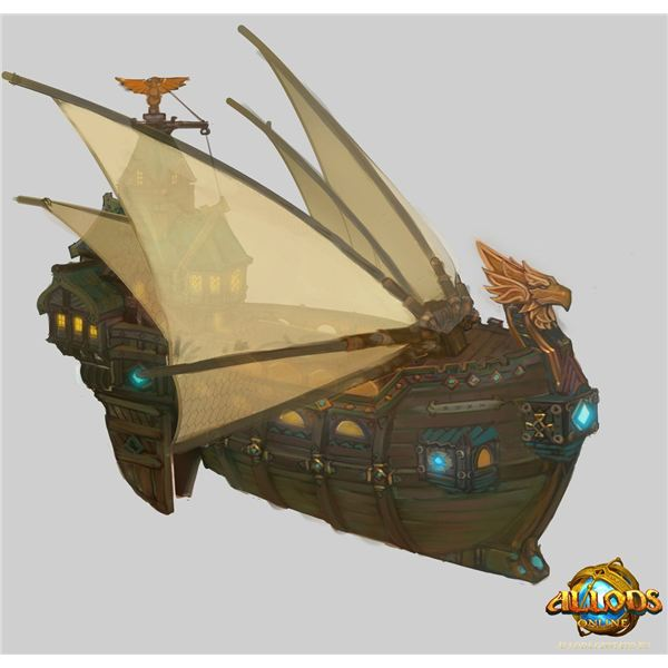 Allods Online Astral Ship Contract Quest Guide