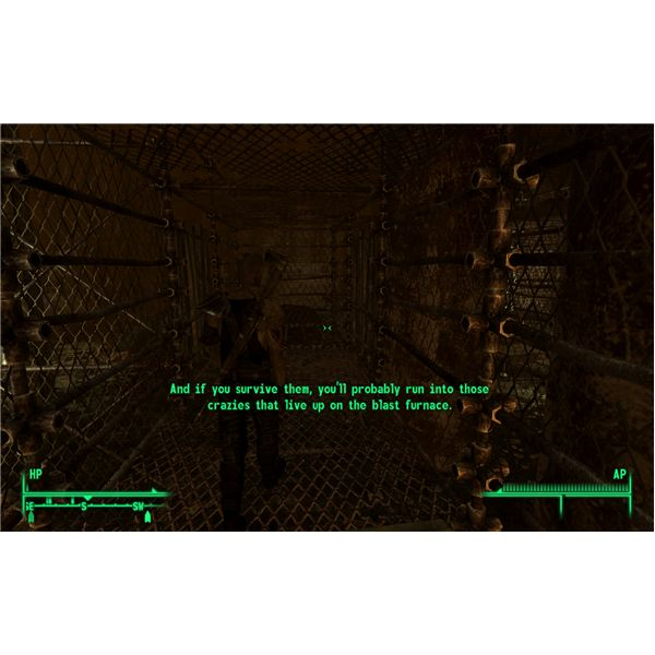 Fallout 3: The Pitt - Yeah...You'll Be Fighting Lots of Trogs and Wildmen