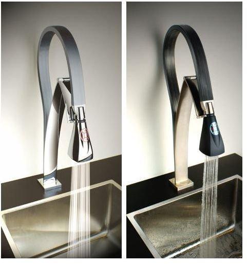 Flexible Kitchen Faucet Hybrid