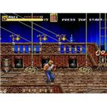 Streets of Rage Remake was in development by a small group of fans who called themselves Bomber Games. Sadly, after eight years of hard work, revamped stages, new levels, and cool new features, the game was pulled from the internet at the request of Sega.