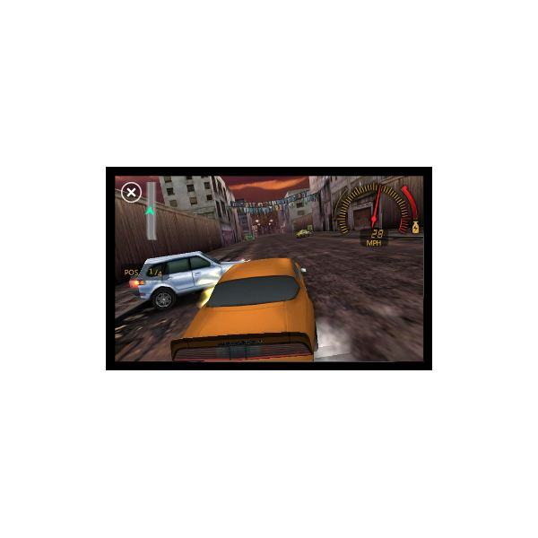 Need for Speed Undercover for Windows Phone