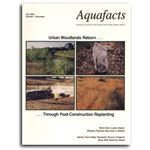 Printed newsletter for Santa Clara Valley Water District