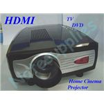 HD HDMI 1080i LCD Home Cinema Projector