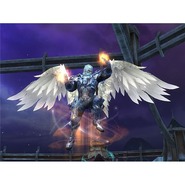 Mage Aion Screen Shot