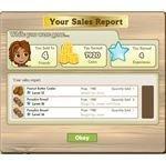 FarmVille Sales Report