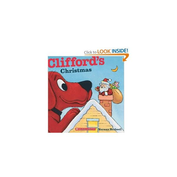 Clifford the Big Red Dog is Learning About Christmas: Fun for Kids and Teachers, Too!