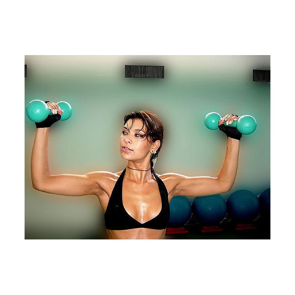 Muscle Definition Guide For Women: Information on the Three Areas Needed for Success.