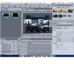 dvd studio pro interface