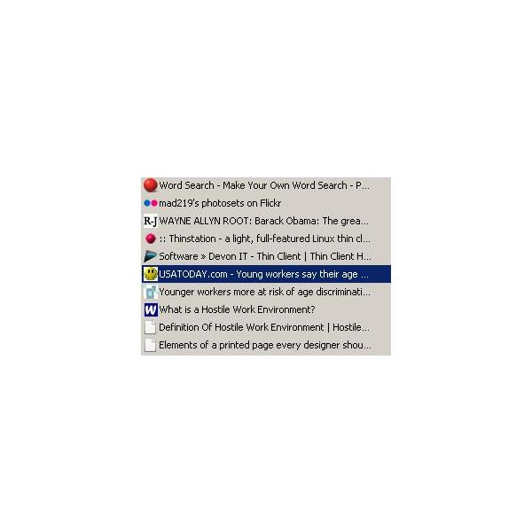 Make Firefox Reload Bookmark Icons