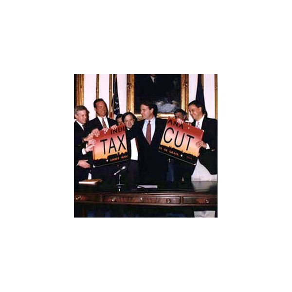 Bayh Tax Cut