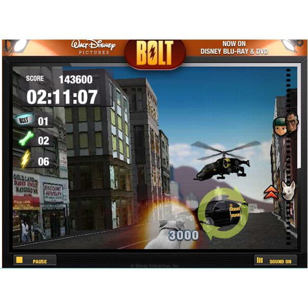 The Best Free Bolt Online Video Games