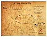 Treasure Map Brushes